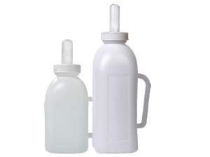 calf milk bottle