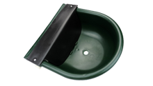 Automatic cattle cow water bowl trough