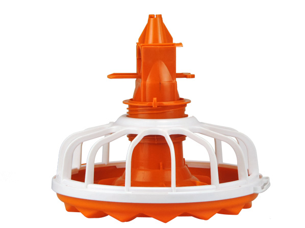 chicken waterer feed pan