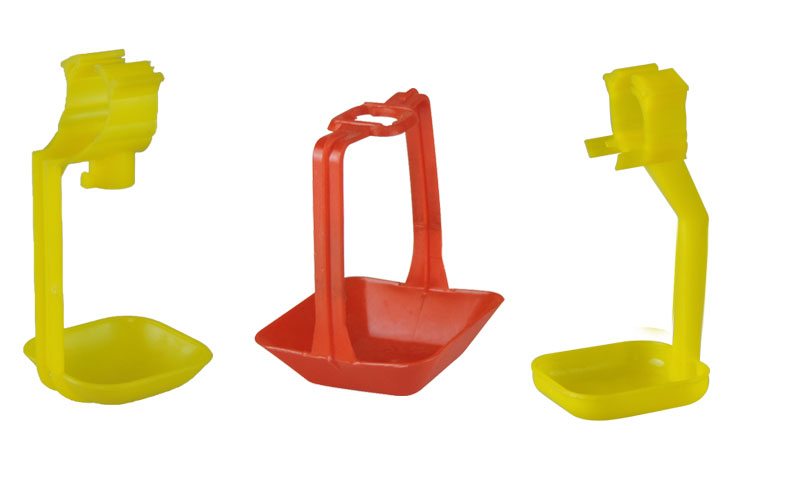 Poultry waterer chicken water cups