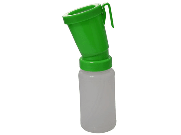teat dip cup for goats