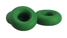 Animal rubber castration rings