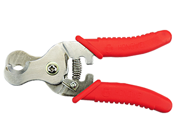 Ear tag removal tool pliers
