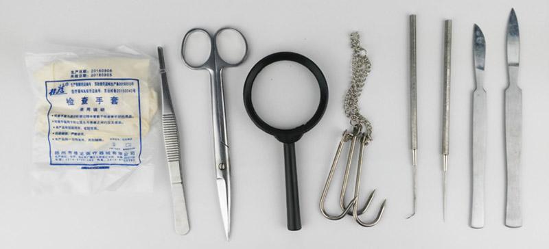 Veterinary Dissecting Kit